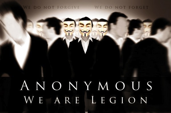 anonymous, we are legion