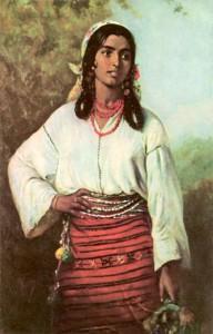 Tiganca - Theodor Aman