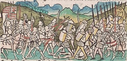 unguri si moldoveni, batalie